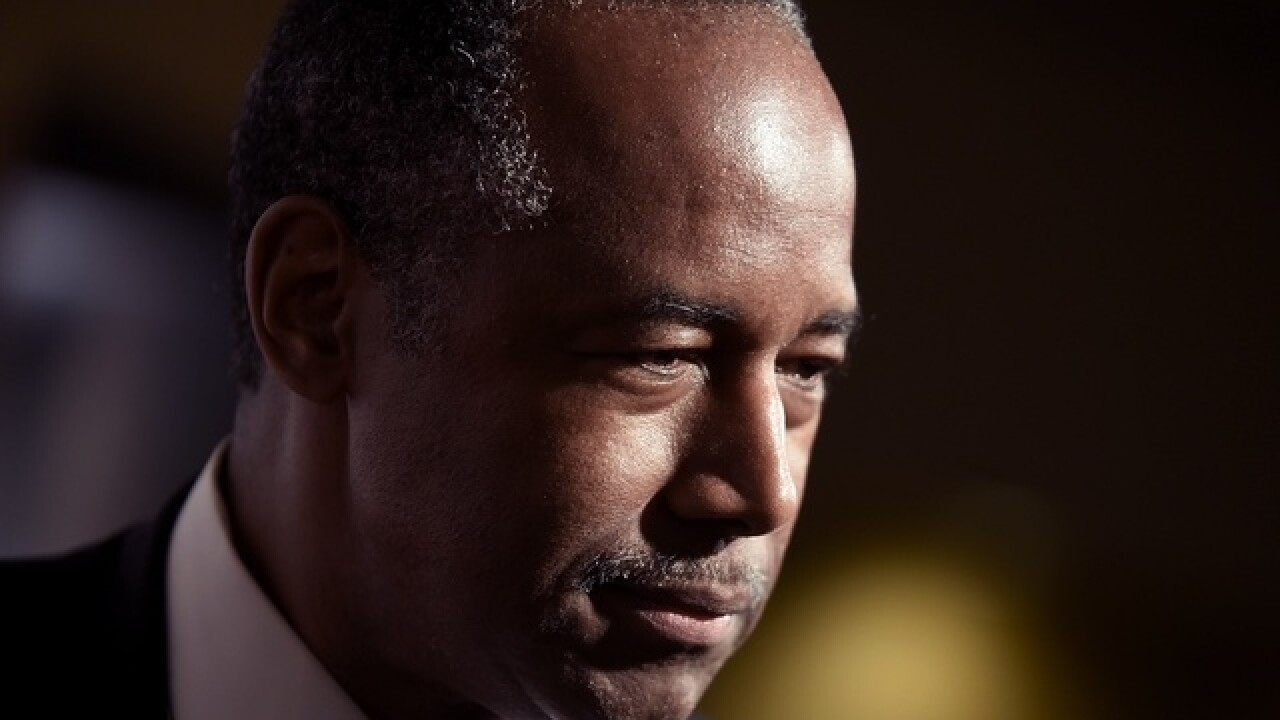 In the city that claims him, Ben Carson falls from grace
