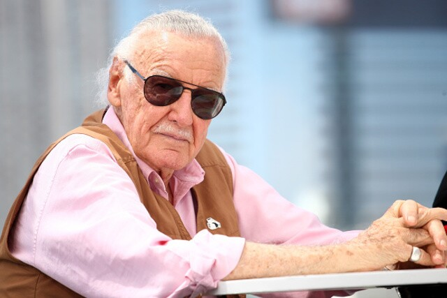 Photos: Remembering Stan Lee of Marvel Comics