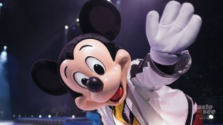 Disney On Ice presents Mickey's Search Party.  The troop will return to the BB&T Center in Sunrise from Sept. 9-12 (as well as the FTX Arena in Miami from Sept. 16-19).