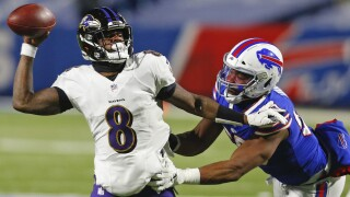 Lamar Jackson Buffalo Bills