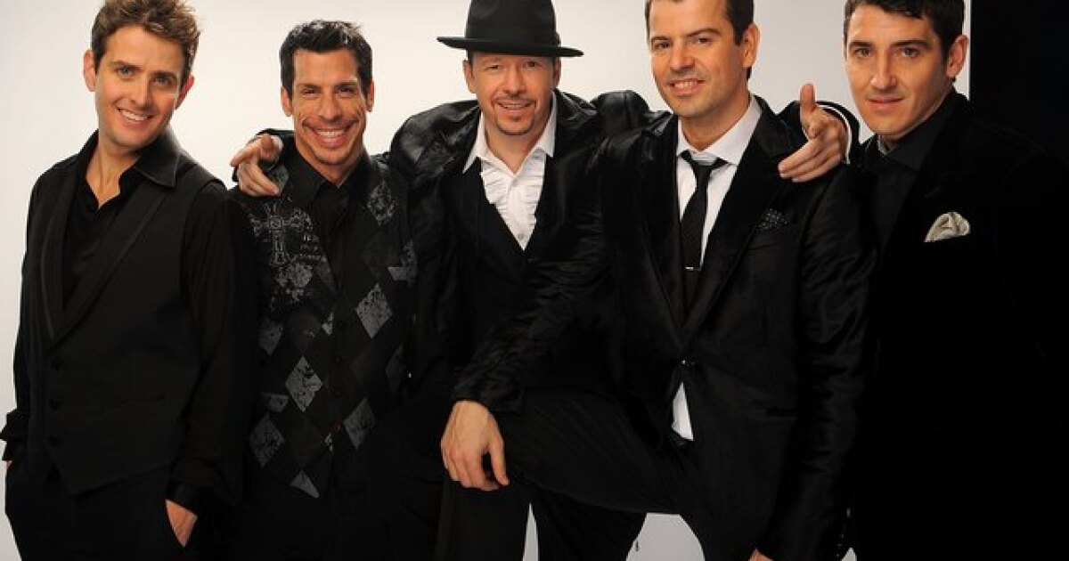 New Kids on the Block announce Indy concert