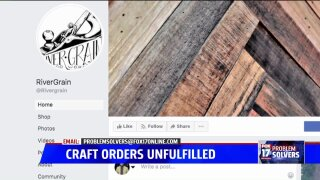 Furniture company accused of not delivering products, failing to refund