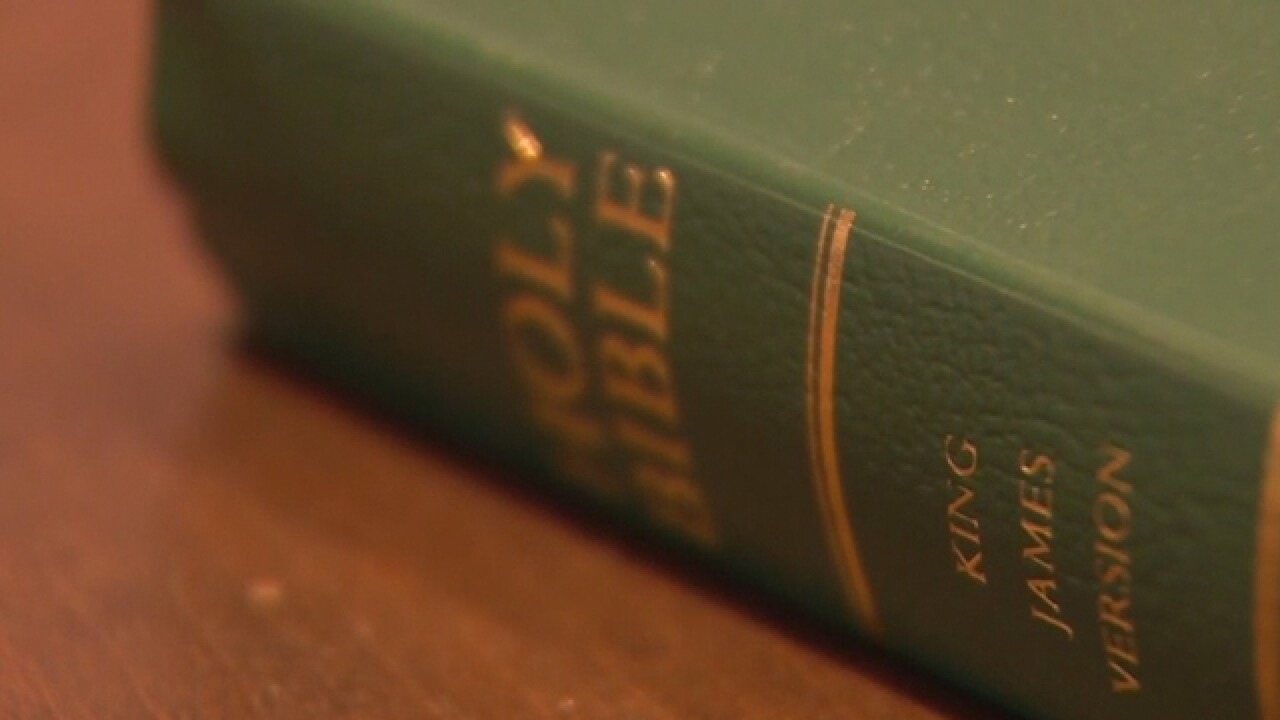 4 Juveniles Accused Of Writing 'KKK' In Bibles Of Predominantly Black Church