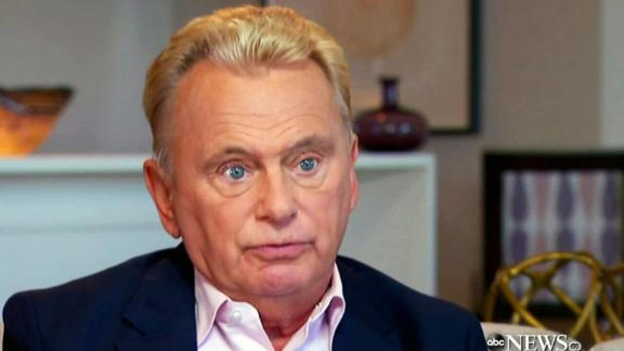 Pat Sajak opens up about his emergency surgery. The pain was so strong he thought he would die
