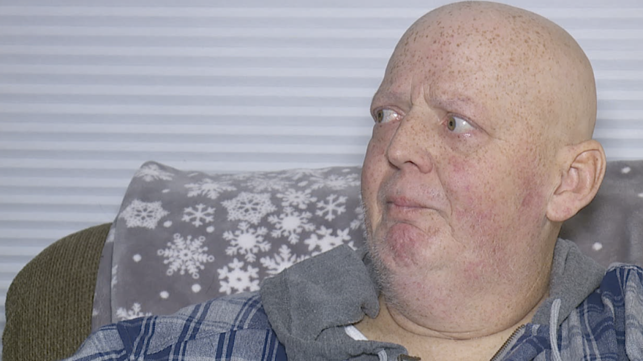 Dying man denied coverage for cancer treatment