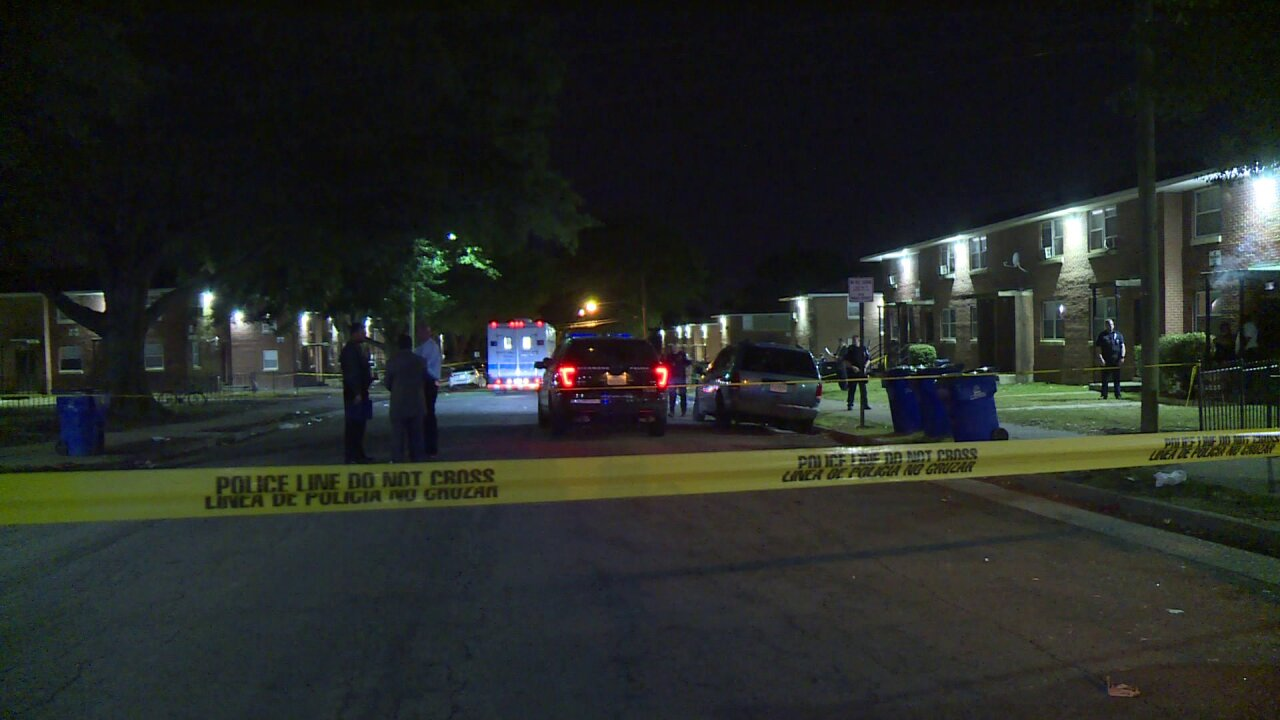 Police identify man killed in Whitcomb Courtshooting