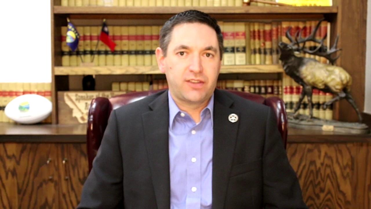 Montana Attorney General Austin Knudsen (April 2021)