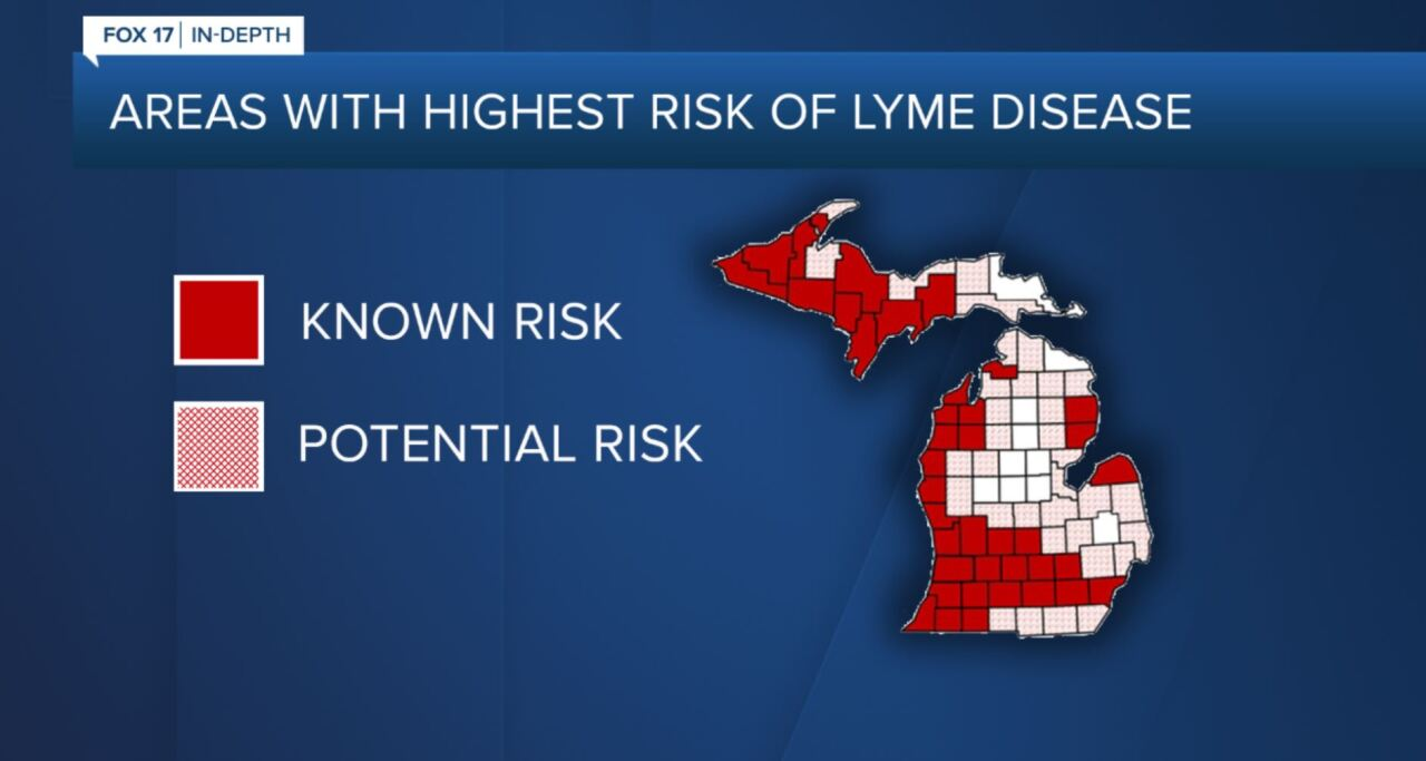 Lyme disease risk areas.jpeg