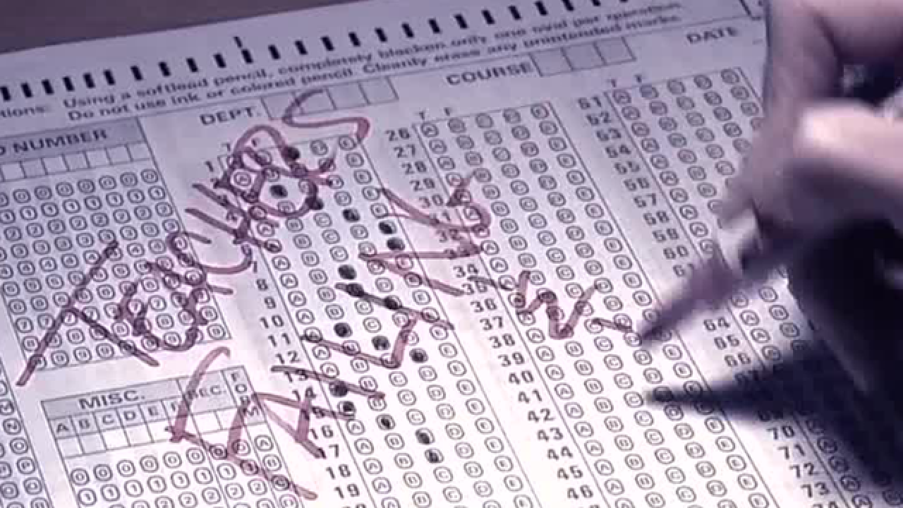 Fla. teachers failing & frustrated: Lawmaker files bill after historic failures on competency exam