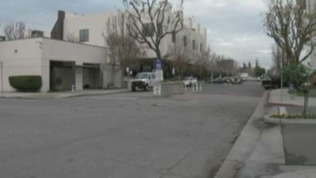 Charles Manson in Bakersfield hospital