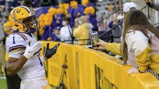 Mississippi LSU Football