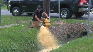 City of Rayne begins critical flushing program