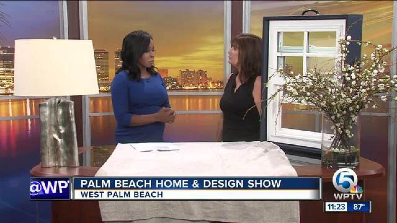 Previewing the Palm Beach Home and Design Show