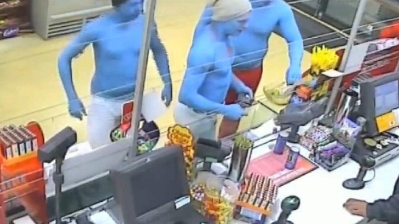 Police arrest Smurf suspects