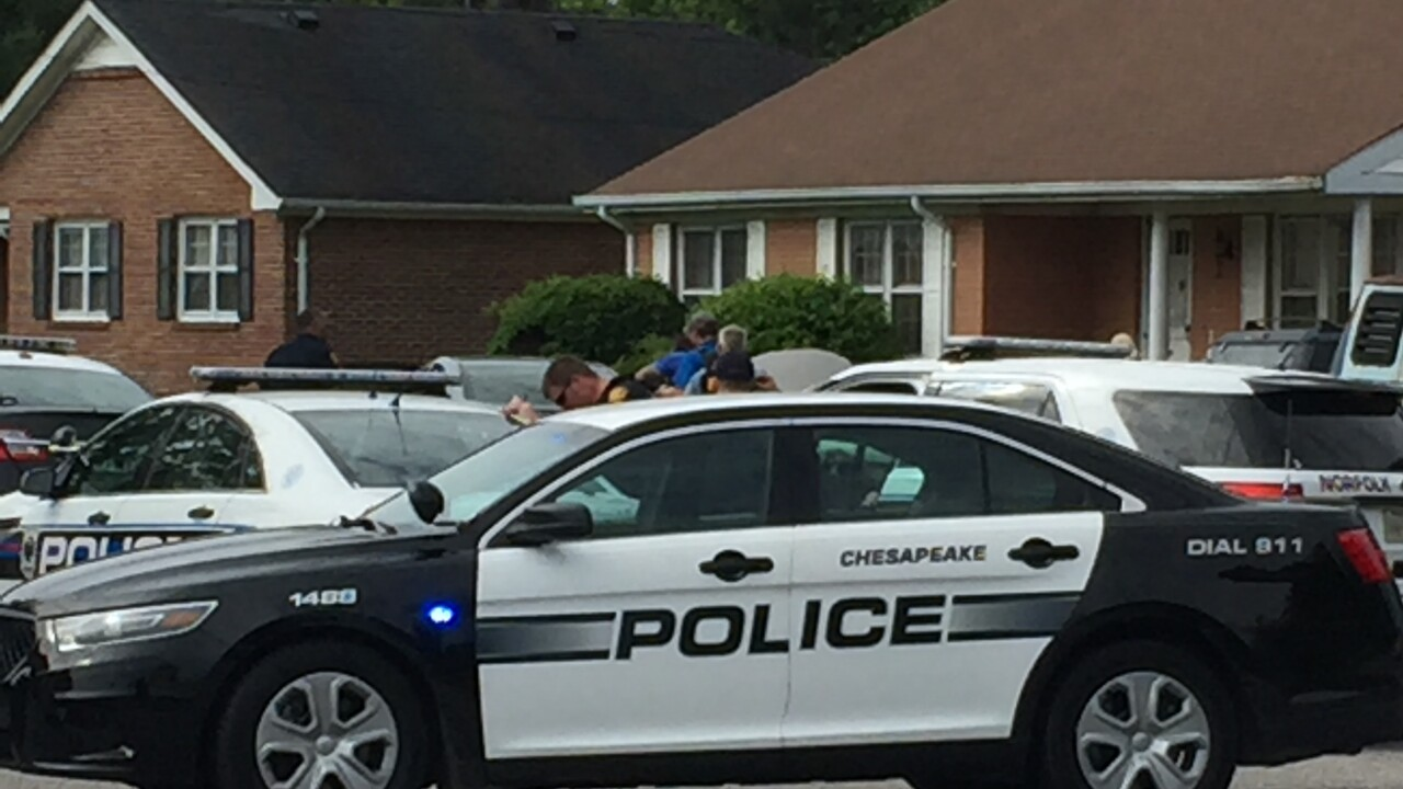 4 people in custody after police chase from Norfolk toChesapeake