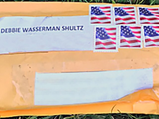 Photo gallery: Bombs sent to multiple politicians, media