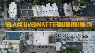Trump takes issue with plan for Black Lives Matter mural in front of Manhattan Trump Tower