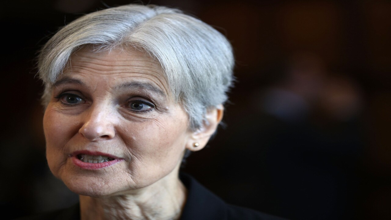 Whoops! Jill Stein meant to fly to Columbus, but ended up in Cincinnati