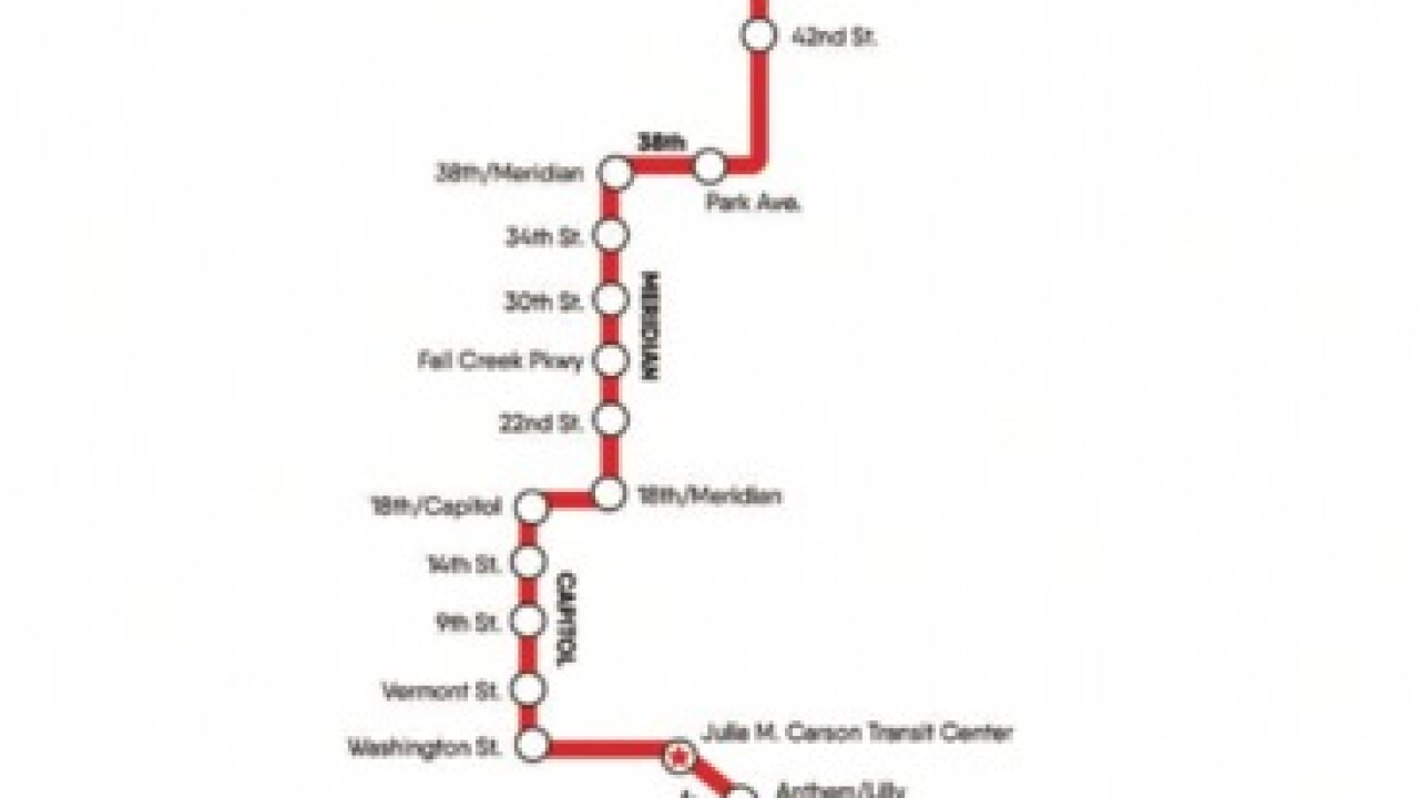 What to expect with IndyGo Red Line construction