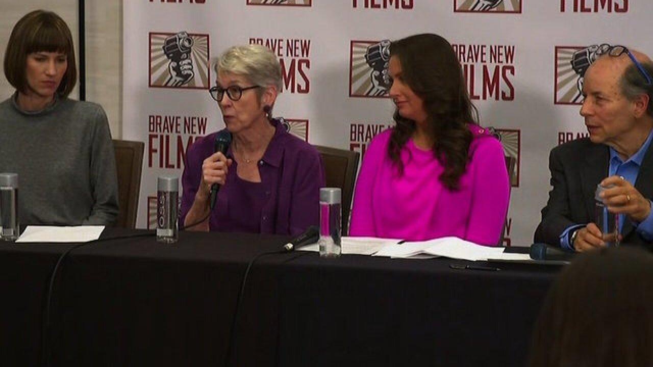 Women detail sexual allegations against Trump