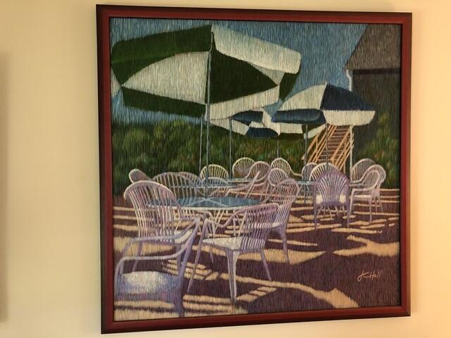 Lineillism artist JC Hall 'was always trying something new'