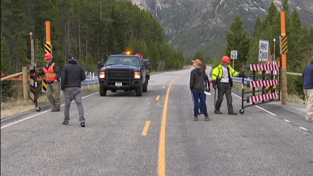 Beartooth Highway reopens