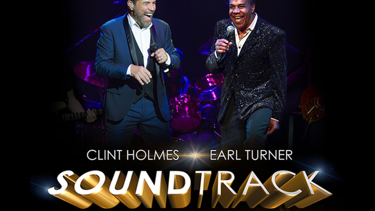 Clint Holmes and Earl Turner to debut new show inside historic Westgate International Theater