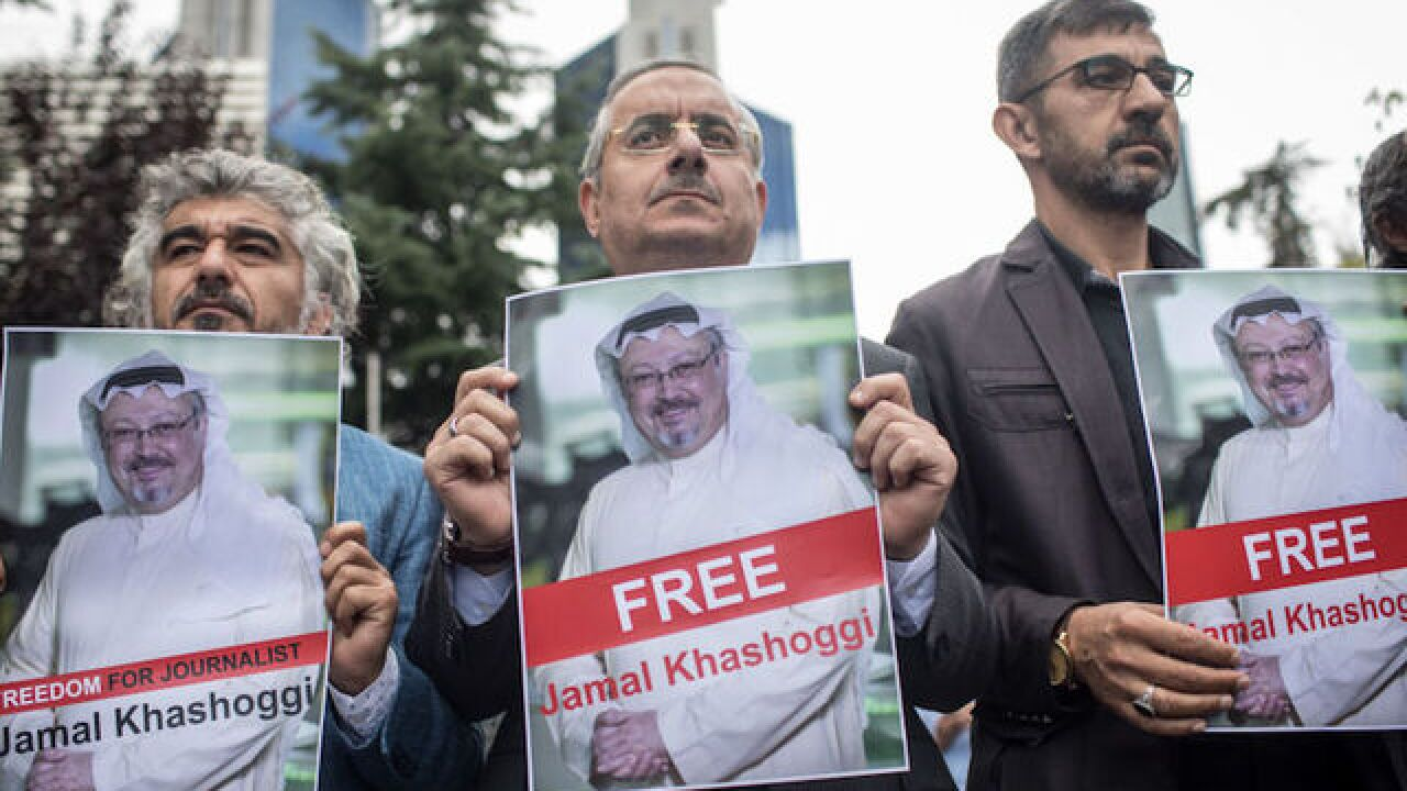 Friends of Jamal Khashoggi want his body back so they can have a funeral