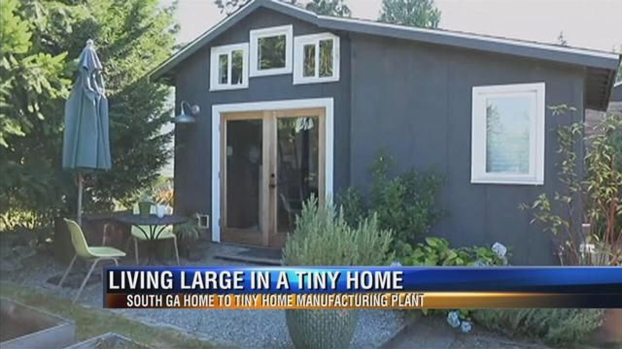 Tiny Home Trend Could Be Coming to Tallahassee