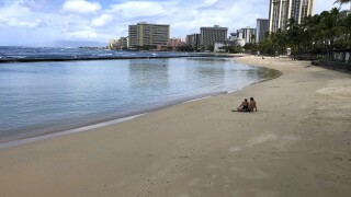 Rogue tourists arrested as Hawaii tries to curb virus spread