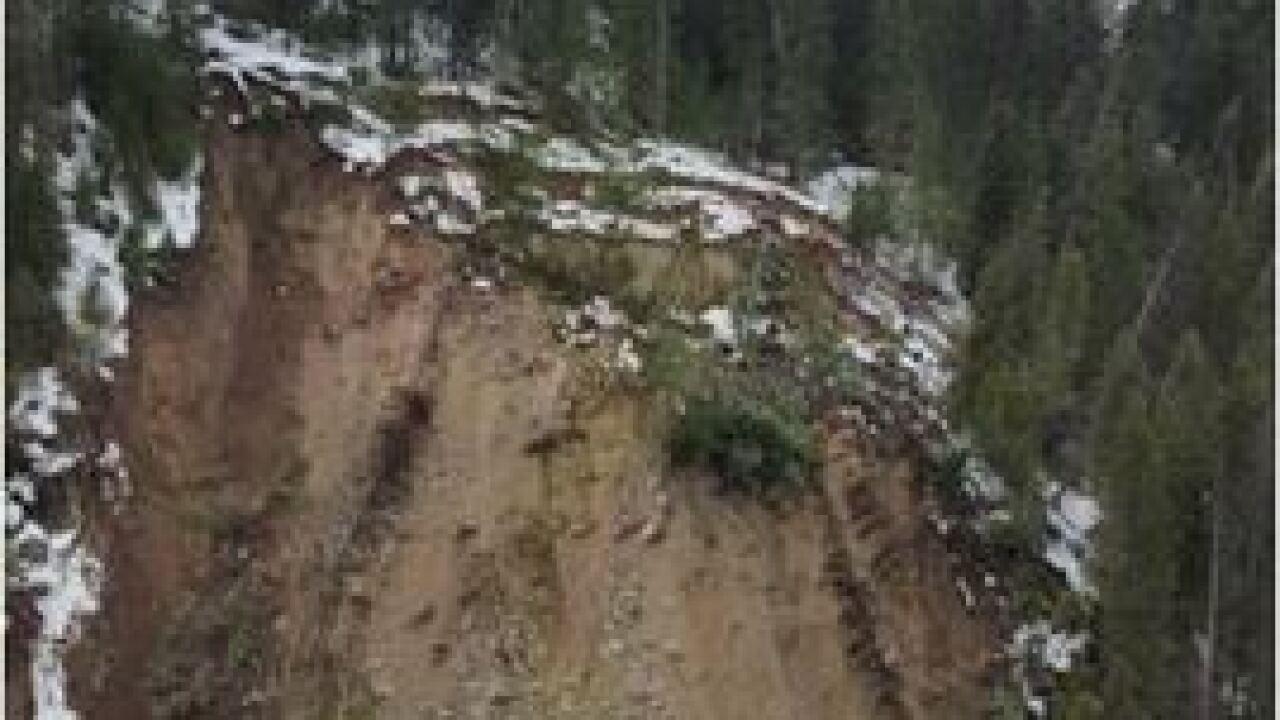Idaho Co. declares disaster after landslide