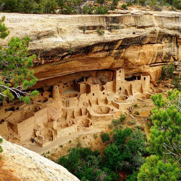 Mesa Verde National Park closes due to coronavirus fears; 2nd Colorado national park to do so