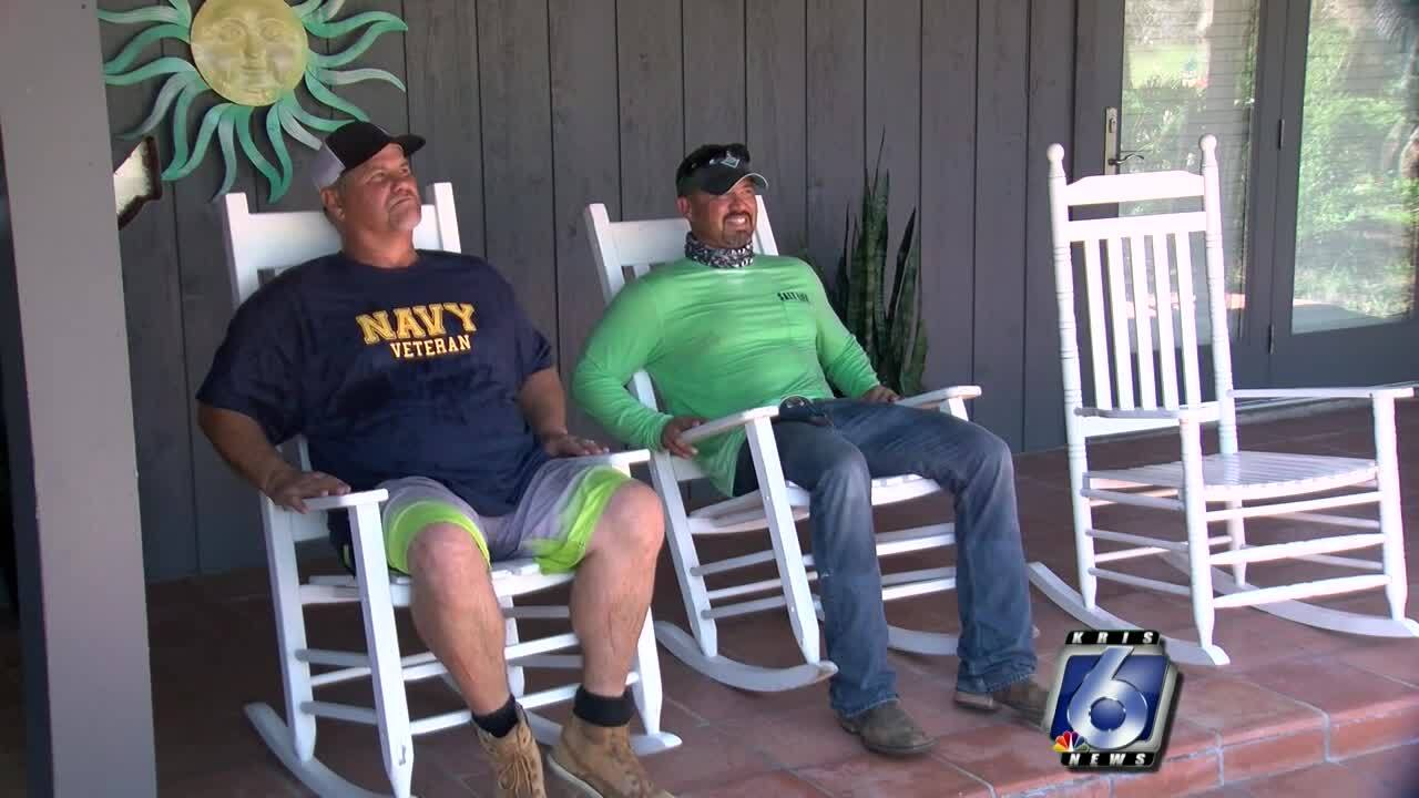 Rockport Warriors United helping veterans with relaxing retreats