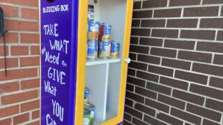 Making A Difference: Campbellsville Elementary School Provides Food For Those In Need