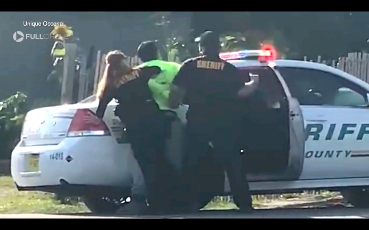 Unique Occena arrest