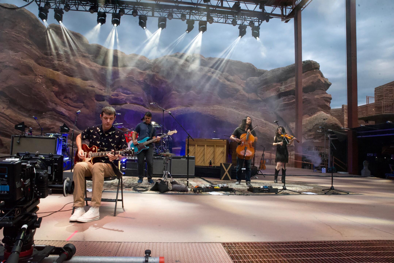 Avett Brothers Red Rocks 2019