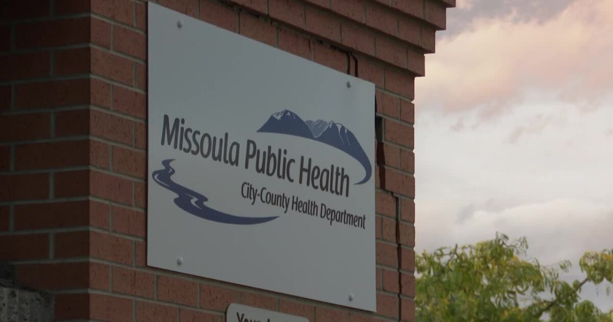 Mask mandate to remain in effect in Missoula County - KPAX-TV