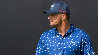 Bryson DeChambeau tests positive for COVID-19, will miss Tokyo Olympics