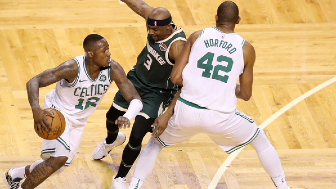 Boston Celtics beat Milwaukee Bucks 112-96 in Game 7, advance to play 76ers