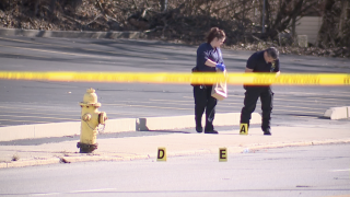 Reading Road Helen Ave shooting fatal