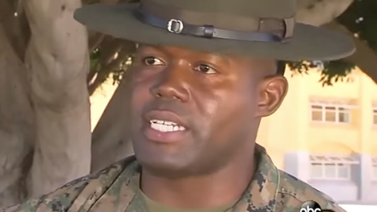 Marine who saved women from fiery wreck on San Diego freeway dies in motorcycle crash