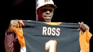 Broo View: Bengals' pick is exciting, except...