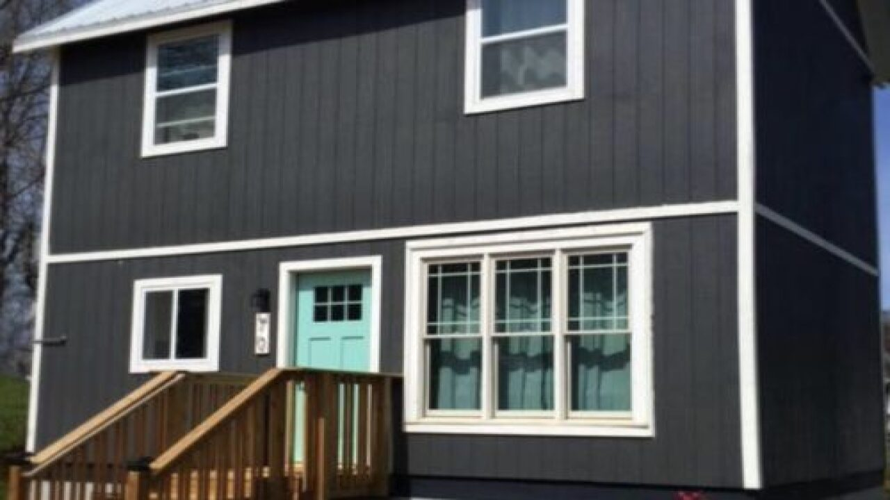 Home Depot 'Tuff Sheds' Make For Affordable Two-story Tiny Homes