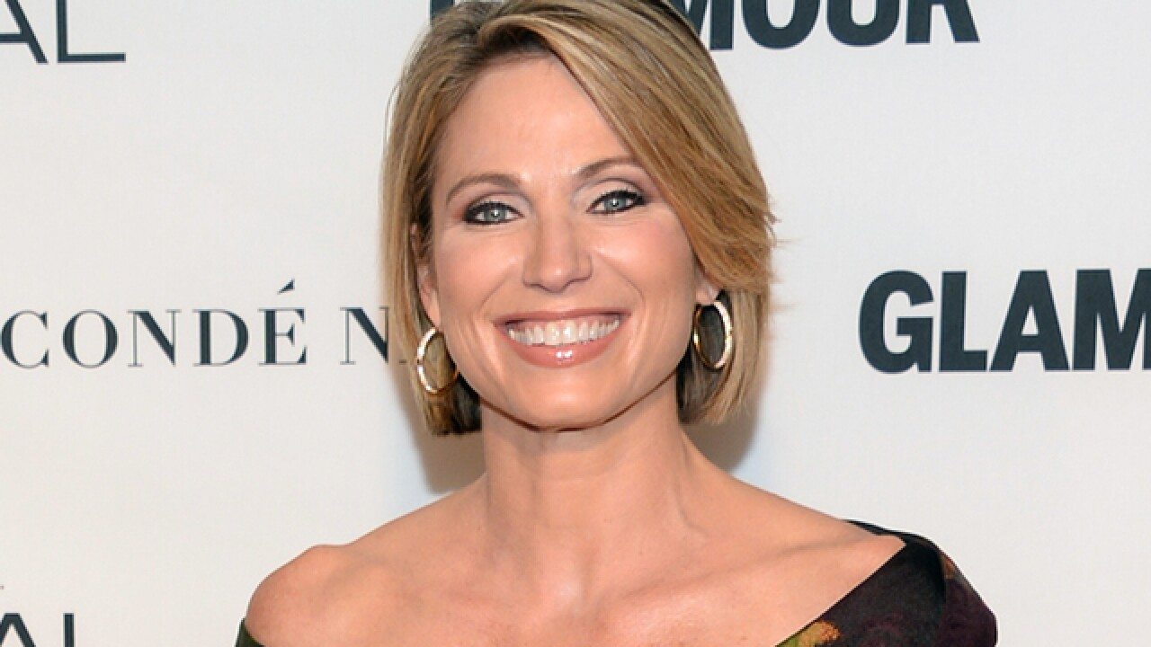 'Good Morning America' anchor Amy Robach 'mistakenly' uses racial slur on air