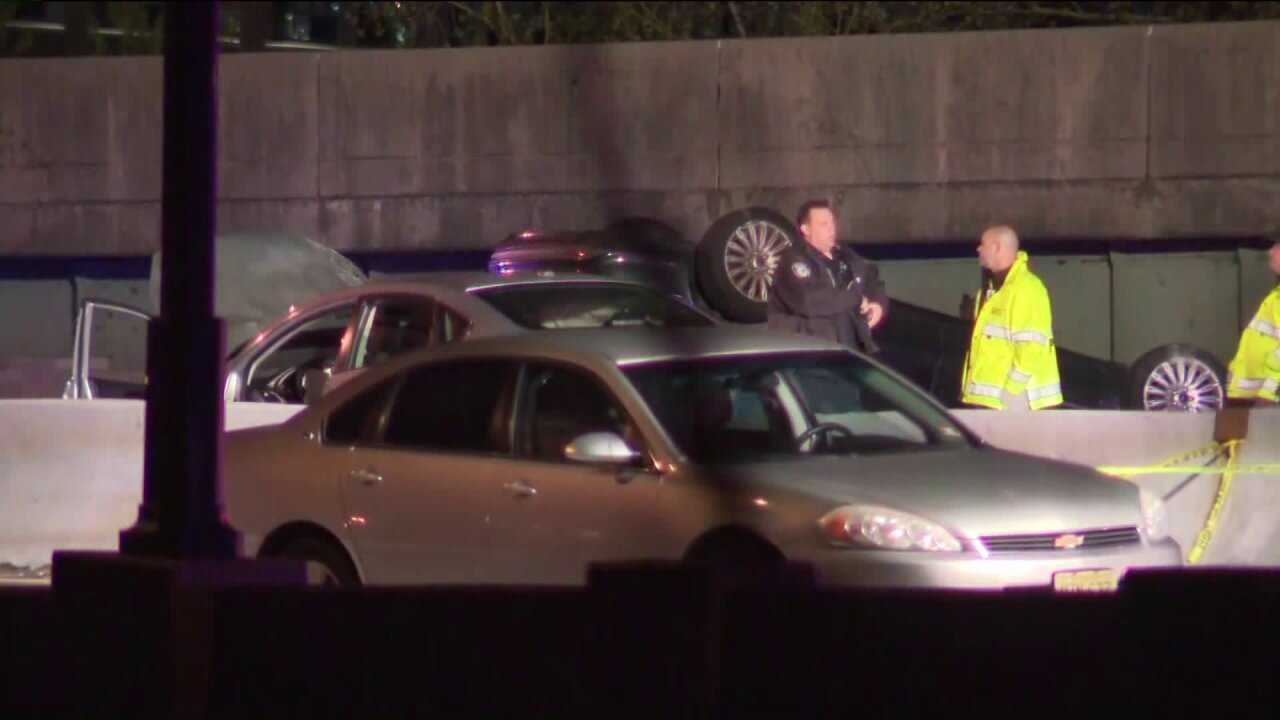 Port Authority Police officer struck by speeding driver in Jesey City