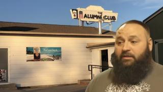 Kevin Bray and Alumni Club