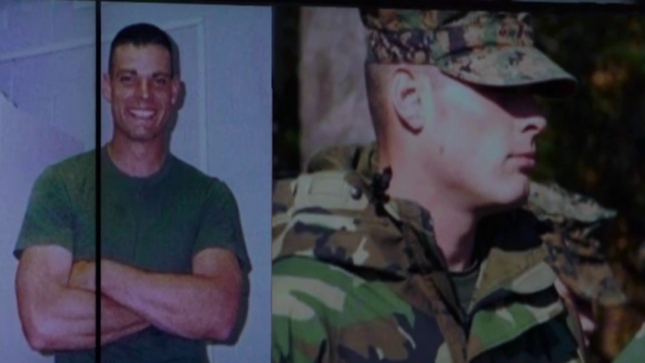 Cases they can't forget: Local attorney details case of murdered Marine in exclusive interview