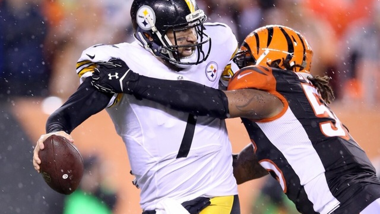 Steelers take pressure off Ben Roethlisberger, find new ways to win