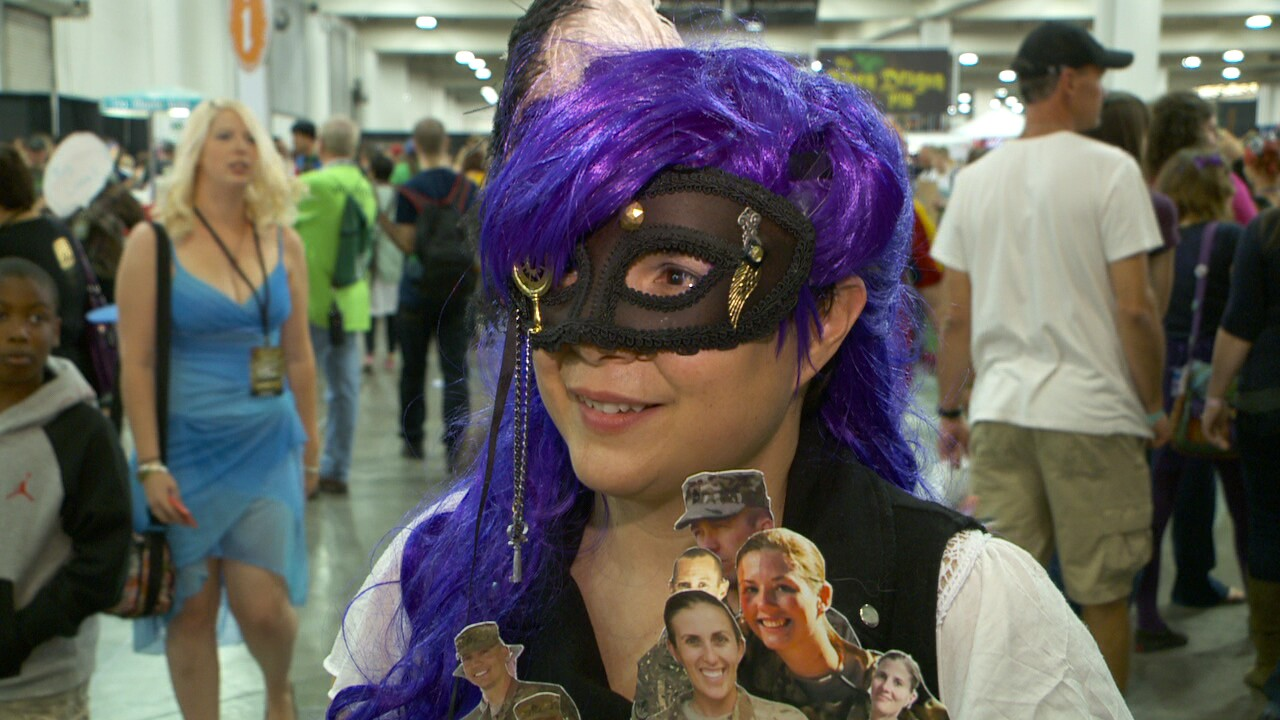 Crowds of cosplayers make Salt Lake Comic Con most-attended convention in Utah