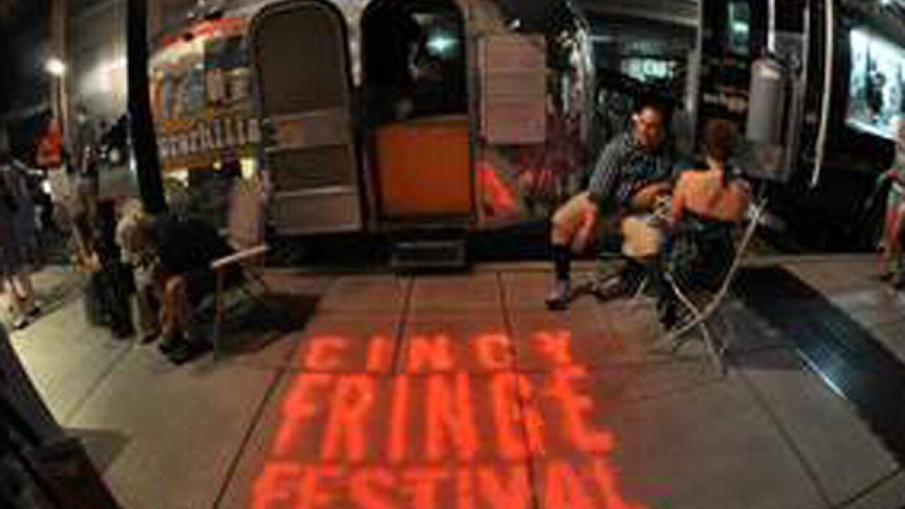 Cincinnati Fringe Festival is back, in all its weirdness and creative energy, with 200+ performances